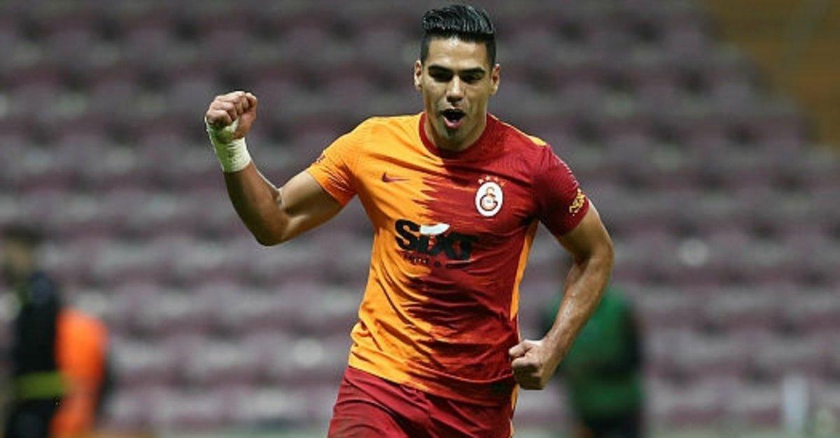 Galatasaray Transfer Haberi: Falcao Gidebileceği Takımları Saydı!