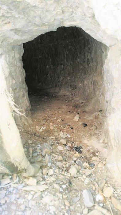 PKK'nın tünelleri