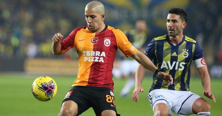 Fenerbahçe 1 - 3 Galatasaray MAÇ SONUCU