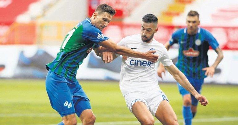 Çaykur Rizespor, Yassine Meriah ile savunmasını güçlendirdi