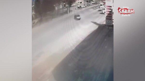 Sokağa çıkma kısıtlamasında drifte 10 bin TL para cezası | Video