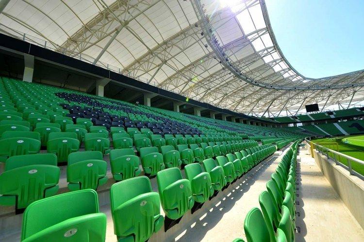 Sakarya'ya müthiş stadyum! Bugün açılıyor