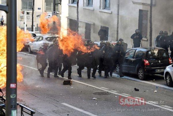 Fransa yeniden karıştı!