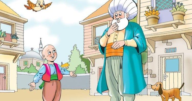 Nasrettin Hoca Parayı Veren Düdüğü Çalar Fıkrası Oku - Nasreddin Hoca'nın Meşhur Düdük Fıkrası