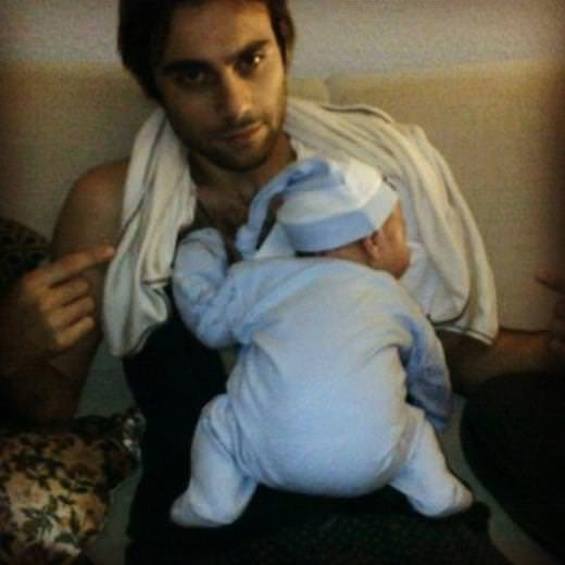 Cavit Çetin Güner'in oğlu sünnet oldu
