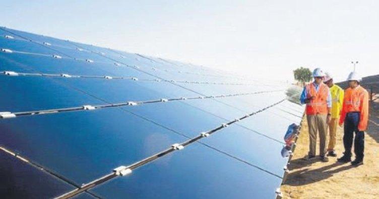 İlk yerli güneş paneli Ankara'da üretilecek
