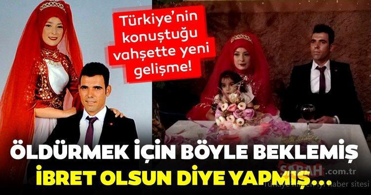 Kan donduran olayla ilgili son dakika haberi geldi! Gaziantep'te kına gecesinde damadının boğazını keserek öldürmüştü!