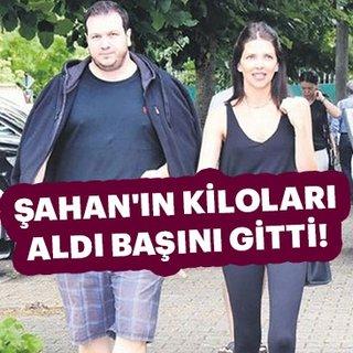 Şahan Gökbakar'ın kiloları aldı başını gitti!