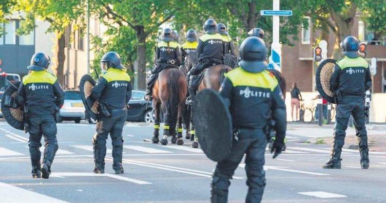 Hollanda polisinden uyuşturucu skandalı