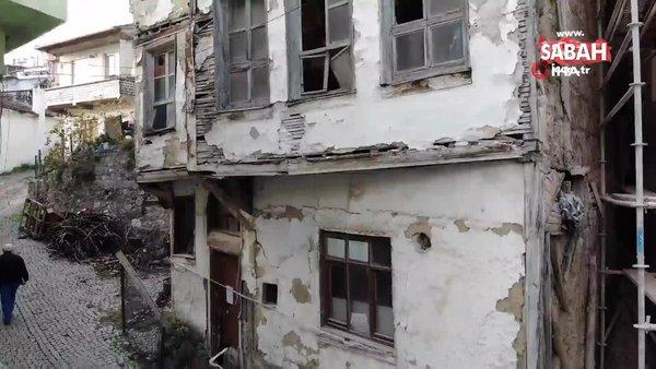 Bursa'daki perili evin sırrı ne? Perili eve ziyaretçi akını | Video