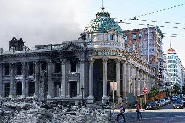 San Francisco depremi şimdi olsaydı?