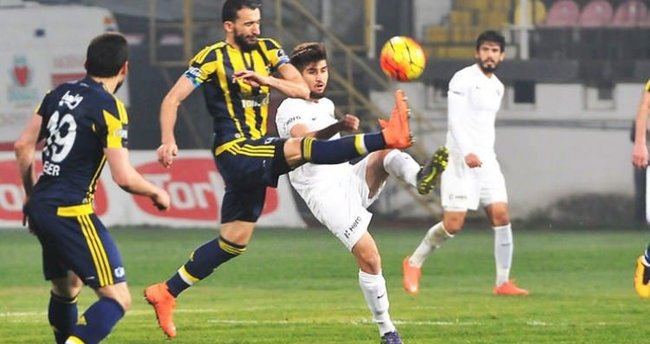 Akhisar - Fenerbahçe maçı geniş özeti ve golleri! (Akhisar - FB 1-3)