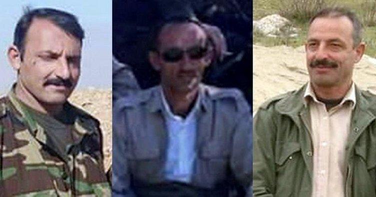 SİHA'ların vurduğu üç terörist kardeş çıktı