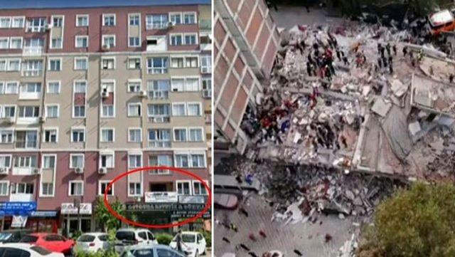 İzmir depremi ile ilgili son dakika haberleri: Dehşet apartmanı ile ilgili çarpıcı tespit! Bomba kat detayı...