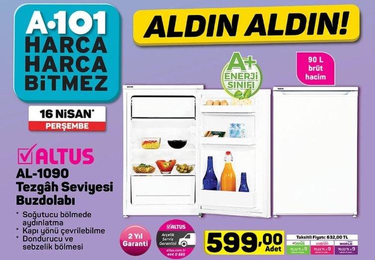 A101 16 Nisan 2020 aktüel ürünler kataloğu yayınlandı! A101 aktüel ürünler kataloğu TAM LİSTE  BURADA!