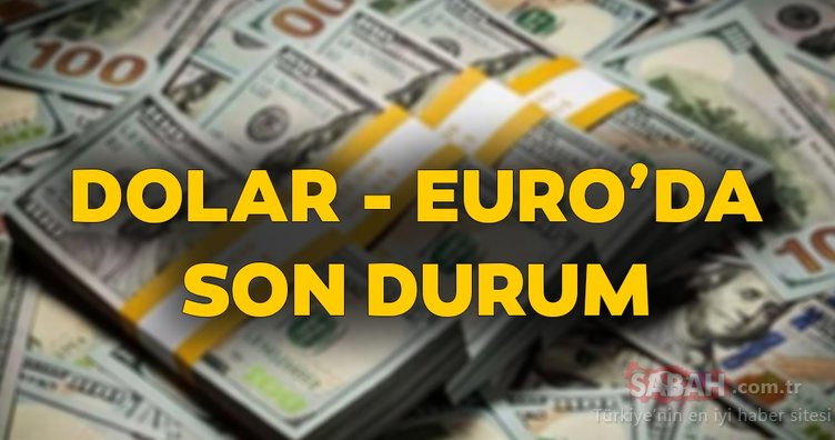 Son dkaika: Dolar kuru bugün ne kadar, kaç TL? Ağustos 2019 güncel ve canlı dolar Euro fiyatları | Döviz kuru