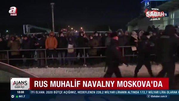 Son dakika: Rus muhalif lider Aleksey Navalni hakkında yeni gelişme!   Video