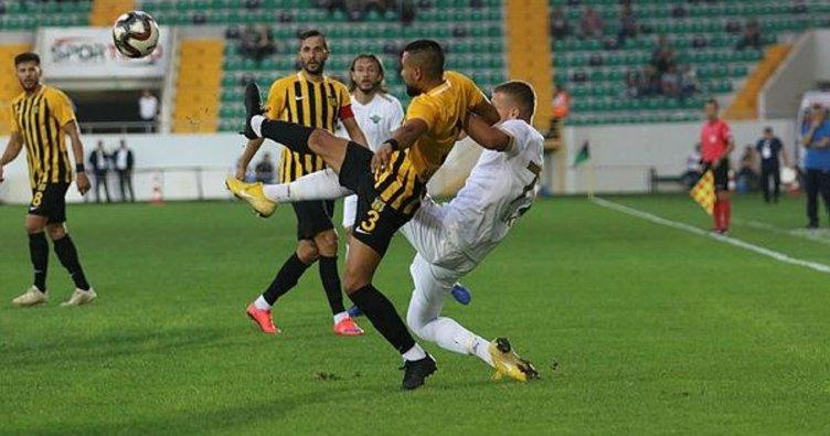 Ziraat Türkiye Kupası: Bayburt İl Özel İdarespor penaltılarla turladı