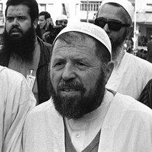 Cezayirli lider Abbas Medeni vefat etti
