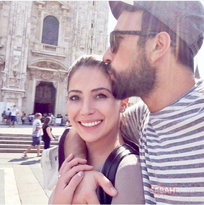 Megastar Tarkan'dan eşi Pınar'a romantik mesaj