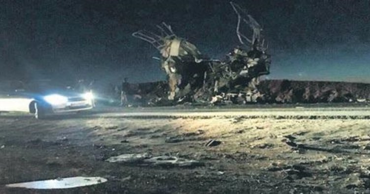 İran'da Devrim Muhafızları otobüsüne saldırı: 27 ölü