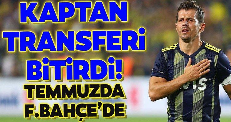 Emre Belözoğlu transferi bitirdi! Temmuzda Fenerbahçe'de