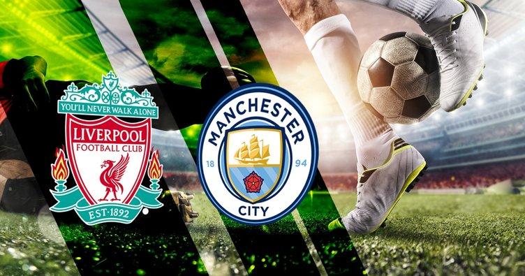 Premier League'de 12. hafta dev maç! Liverpool Manchester City maçı ne zaman, saat kaçta ve hangi kanalda?