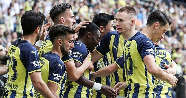Fenerbahçe, Eintracht Frankfurt deplasmanında! Kamp kadrosunda 7 eksik