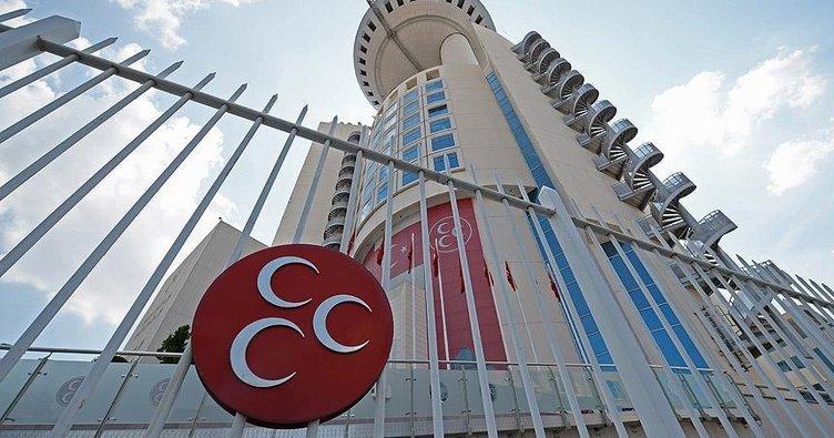 625 kişi istifa etti haberine MHP'den açıklama