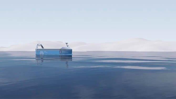 Dünyanın ilk kaptansız gemisi!