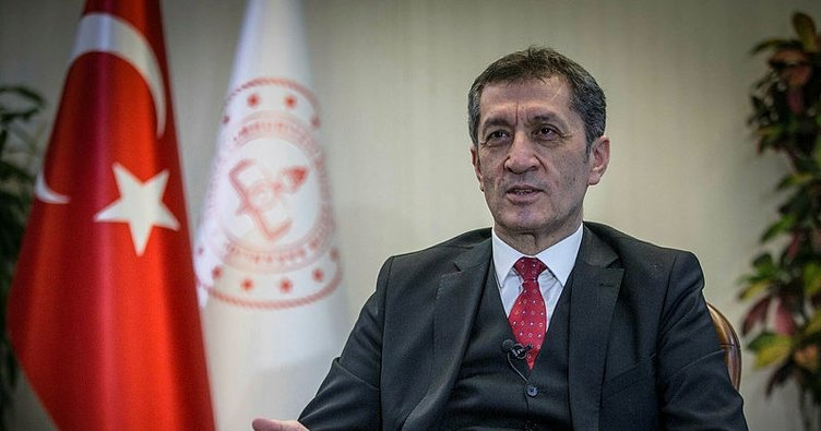 SON DAKİKA   Milli Eğitim Bakanı Ziya Selçuk'tan ücretsiz tablet bilgisayar dağıtımı açıklaması!