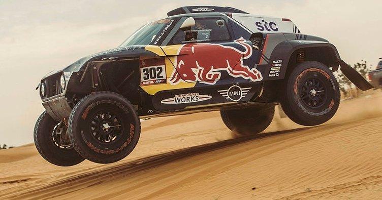 Dakar Rallisi'nde 11. etabı Sam Sunderland kazandı
