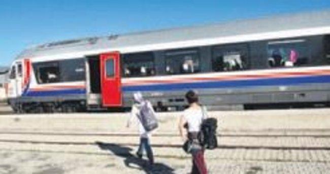 Şereflikoçhisar'a tren müjdesi