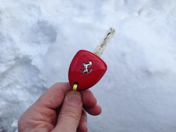 İşte araba anahtarlarının son hali!