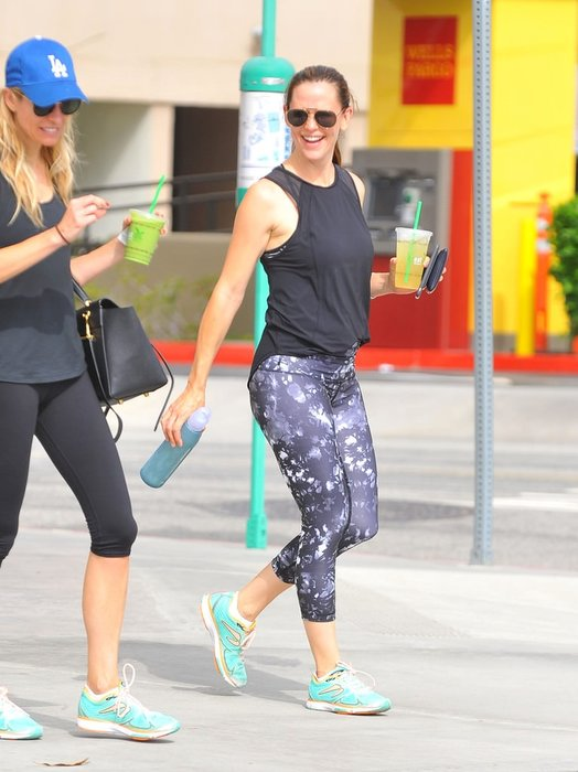 Jennifer Garner form tutuyor