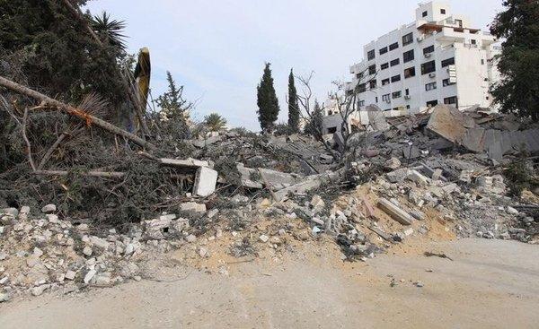 Ateşkes sonrası Gazze