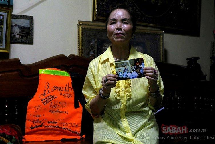 Tayland'daki mucize kurtuluş film oluyor!