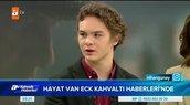 Cep Herkülü Naim Süleymanoğlu'nu canlandıran Hayat Van Eck, yaşadıklarını canlı yayında böyle anlattı!