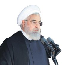 İran Cumhurbaşkanı Ruhani'ye ağır suçlama