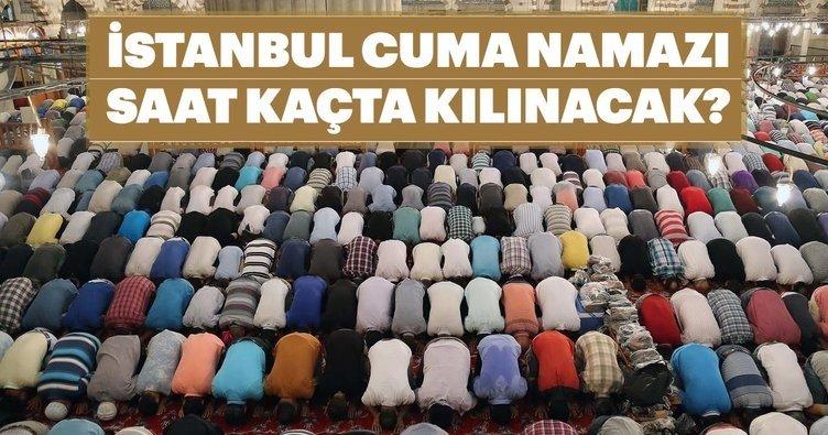 İstanbul cuma namazı saat kaçta kılınacak? (1 Mart 2019) Diyanet ile bugün İstanbul Cuma namazı vakti