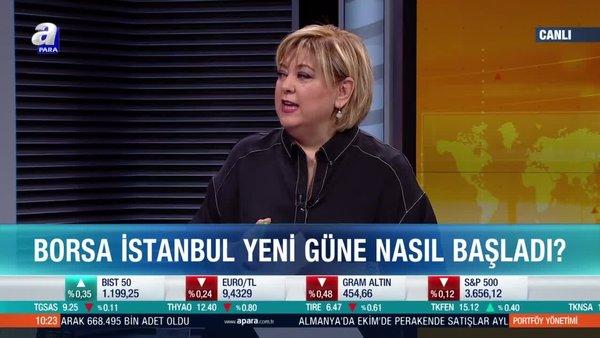 Ekonomist Belgin Maviş: Demek ki gözler Borsa İstanbul'da
