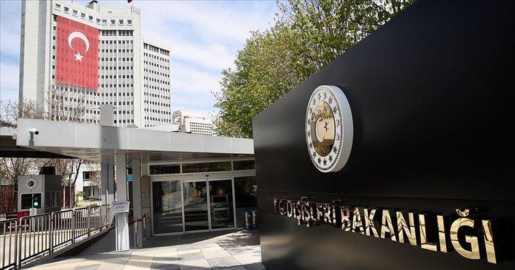 Dışişleri Bakanlığı: Denktaş, kalplerimizdeki ve tarihteki müstesna yerini her zaman muhafaza edecektir