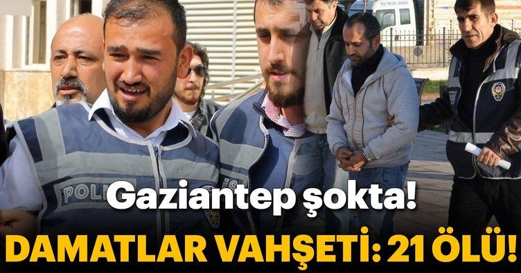 Katil damatlar! Gaziantep'te 5 ayrı damat cinayetinin bilançosu: 21 ölü