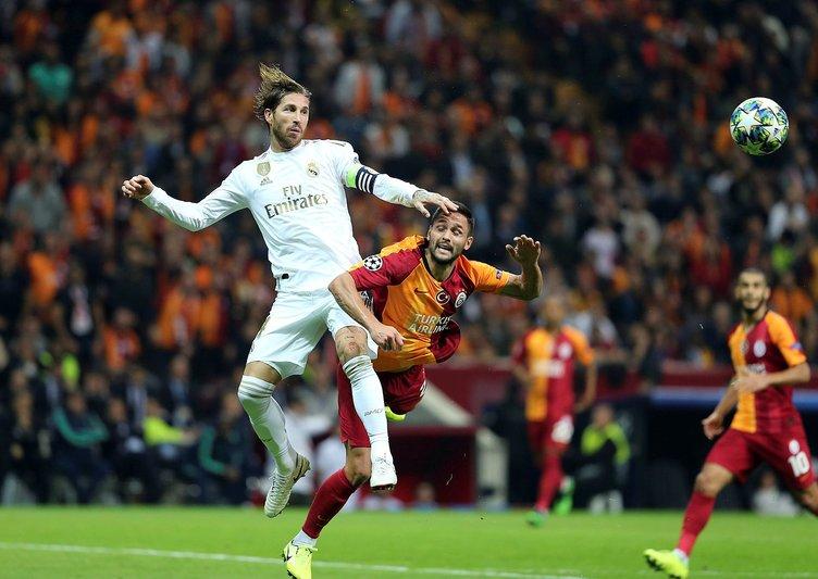 Murat Özbostan Galatasaray - Real Madrid maçını değerlendirdi