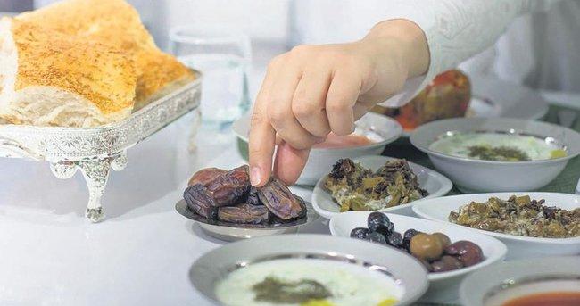 Ramazan sofranızdan hurmayı eksik etmeyin