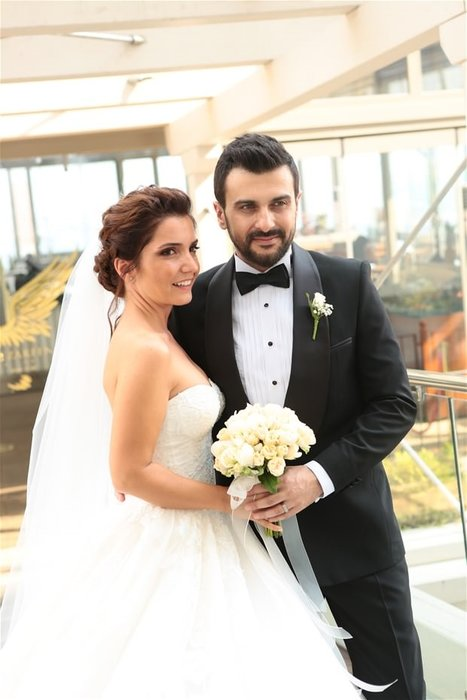 Gökhan Tepe'nin düğününe ünlü akını