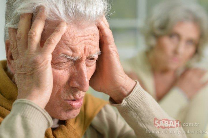 Baş ağrısı, bulantı, dalgınlık, ışığa hassasiyet...Beyin anevrizmasının 4 kritik belirtisi!
