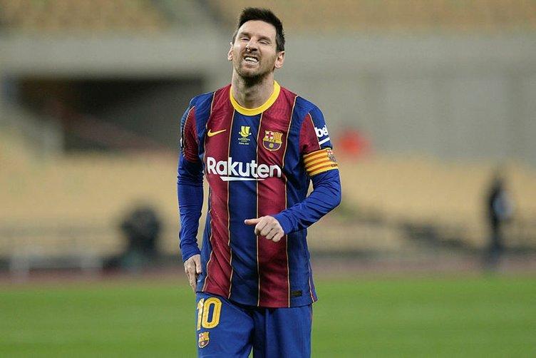 PSG Messi için istekli!