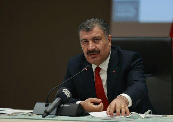 Bilim Kurulu Toplantısı ne zaman, saat kaçta yapılacak? Gözler Sağlık Bakanı Fahrettin Koca'nın açıklamalarında…