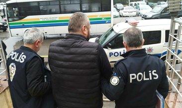 Otomobilinin bağlanacağını öğrenince polise çarpıp kaçtı